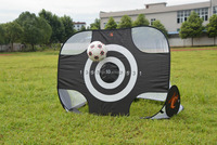 Training Soccer Goal - Full Size Ultra Portable Soccer Net /beach soccer goal / inflatable soccer goal post /