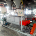 fireproof mgo board making machine / mgo board production line high automatic