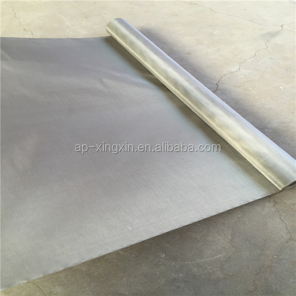 China supplier 120 micron stainless steel wire mesh filter for oil industry