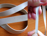 underwear/swimsuit/garment accessories rubber tape
