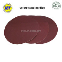 Sanding Discs with Velcro Backing for Angle Grinder