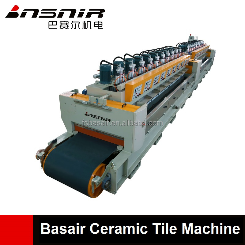 Bsr Automatic Ceramic Tiles Polishing Machine Bsp800 14heads Buy