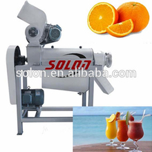 high quality juicer extractor 2016 industrial vegetable juice extractor /fruit juice production equipment