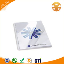 Offset printing transparent plastic PVC rigid sheet for bookmarks