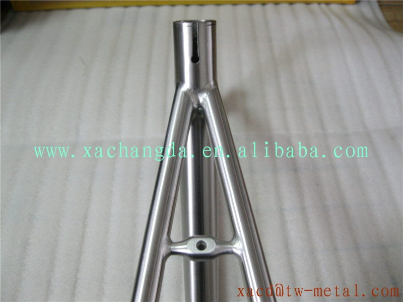 titanium road bike frame customize racing road bike frame special design road bike frame