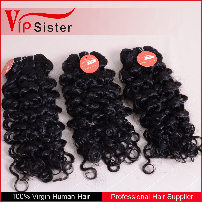 Vipsister Hair raw indian hair deep curly afro hair weaving