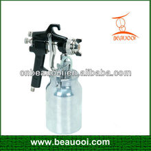 PQ-2U 650cc-1000cc air suction feed best auto paint gun