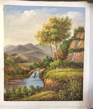 Wholesale canvas oil painting made in china products