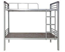 Modern adult metal bunk bed with replacement parts