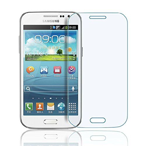 Window guard 0.4mm 2.5d tempered glass screen protector for Samsung i8552 galaxy win