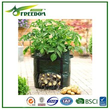 Grow Bags Gardening Fabric Planter Raised Bed Aeration Container