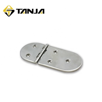 [TANJA] K01 Heavy duty hinge/ stainless steel 316 hinge for ship hige polish