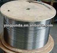 304 2mm stainless steel wire rope for crane steel wire rope for fitness equipment