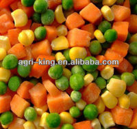 Mix in 2/3/4-way vegetables/frozen mixed vegetables