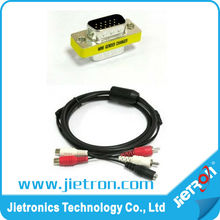 For PS3/Wii HD-MI to VGA Splitter Cable ( JT-1004701)