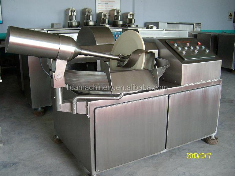New product Factory price 18 moths warranty meat cutting and blending machine