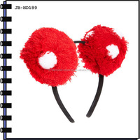 2014 New Fashion Plastic Head Band With Accessories