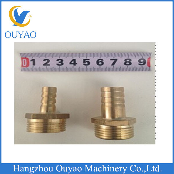 brass barb fitting ID hose & male thread reducing barb hose coupling with competitive price