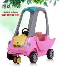 Wholesale children's swing car , baby music taxi, 1-3 year old toy scooters
