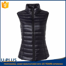 Elegant Style slimmed down vest with good quality