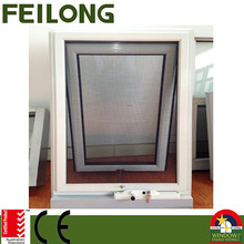 Australian standard AS2047 aluminium awning window with chain winder