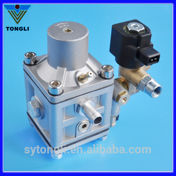 High pressure lpg conversion kit cng gas sequential reducer