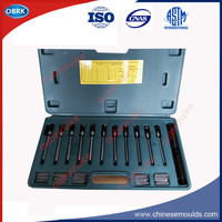 OBRK Valve Seat Ring Cutter kit (Cutter Blades And Valve Guide Pilots) Made in china