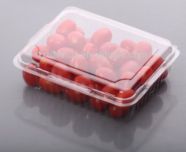 New arrival professional stackable plastic fruit container