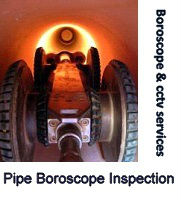 Boroscope and CCTV Inspection Service Malaysia