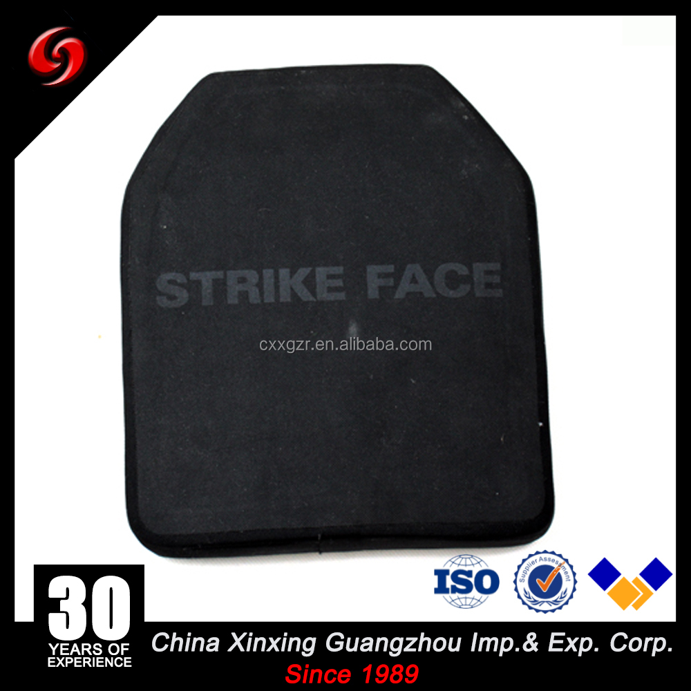 Hot sales NIJ Level III & IV Stand Alone bullet proof vest plate ballistic ceramic plates