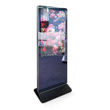 Android / windows syatem high definition magic mirror display advertising