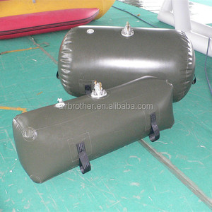 Portable folding fuel bladder tank from professional manufacturer