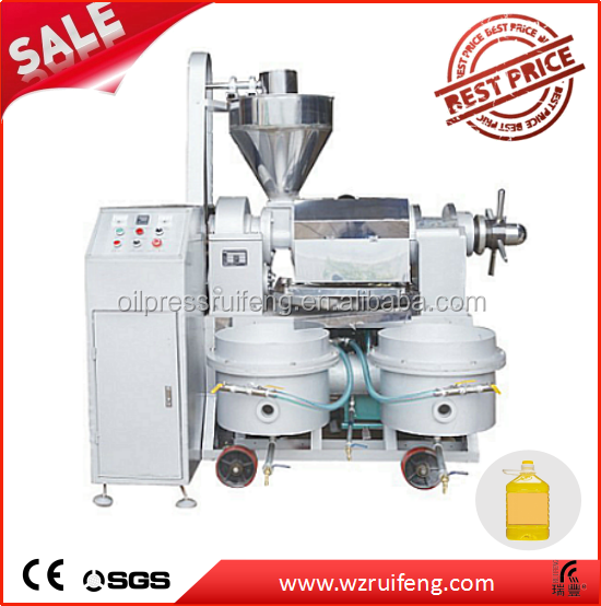 New Type small cold press coconut oil/palm oil press machine