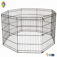 strong stainless steel dog cage for sale