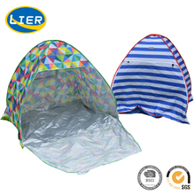 Japan Newest Beach Travelling Automatic Pop Up Awning Tent