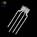 Golden Supplier 4-pin 236 water clear RGB LED diode for keyboard back light