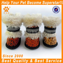 JML wholesale fancy warm new design protective dog boots shoes for winter unique pet products