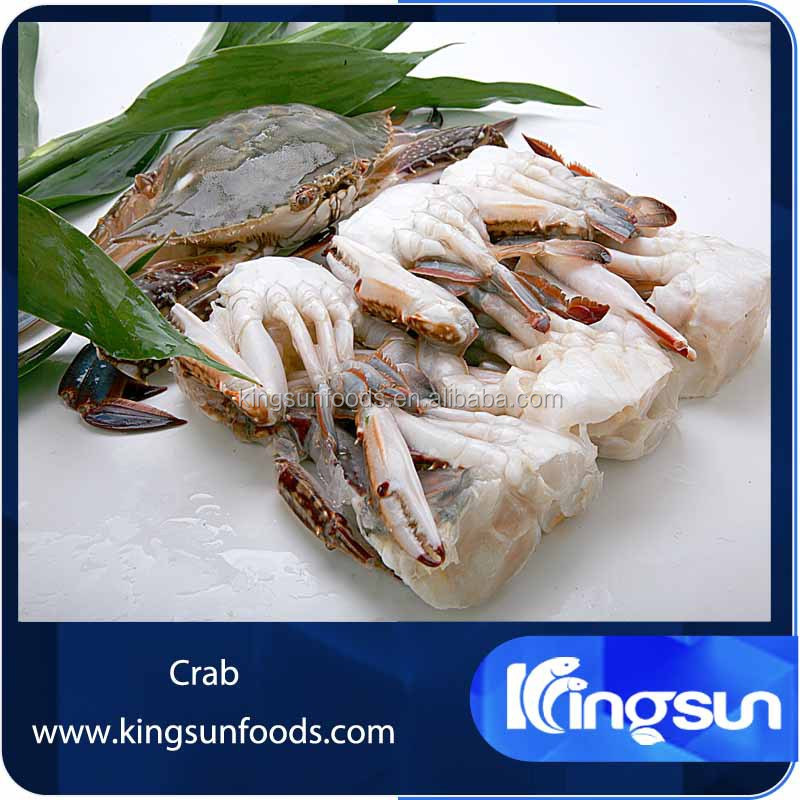 Fresh Frozen Swimming Crab