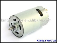 12v JRS-775 dc electric car motor