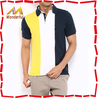 2014 new design fashion style cotton men's polo sport t shirt/100% cotton heavy weight polo shirt
