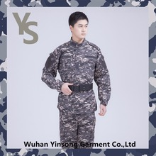 [WuhanYinSong]Army ACU Universal Army Combat military clothing suit