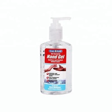 Waterless bulk antibacterial hand sanitizer gel