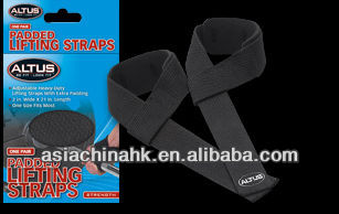 Gym Padded Lifting Straps