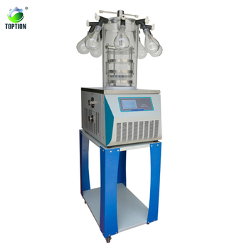 Food Vacuum Freezing Dryer (TOPT-10A)
