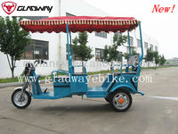 STRONG PASSENGER ELECTRIC RICKSHAW FOR INDIA MARKET