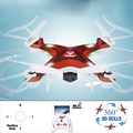 camera drone 2.4g aircraft 6 axis gyro FPV wifi quadcopter for office kill time