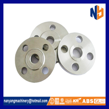 Low price malleable cast slip on flange