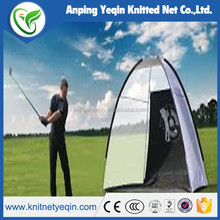 color sport net with competitive price/soccer ball net/high quality golf net