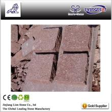 China Manufacture lowest price grantie artificial paving stone