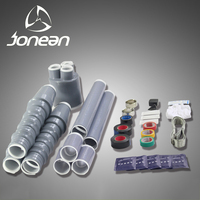 Jonean advance electric power cable accessories cold shrink Terminal Kit
